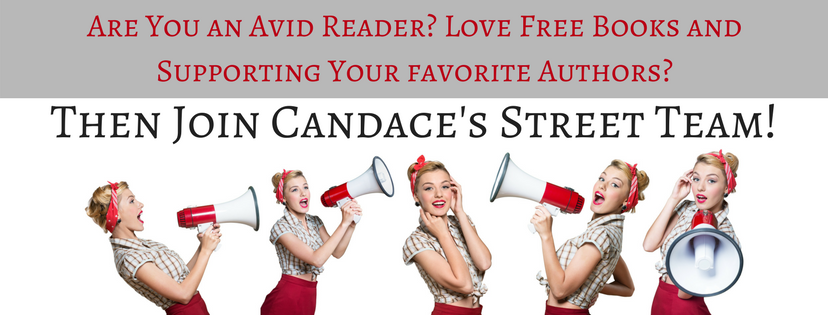 candace osmond street team