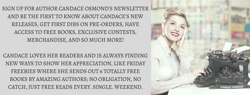 reader perks candace osmond