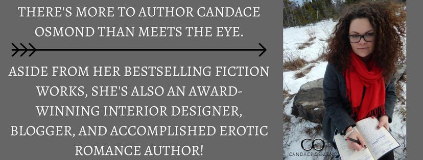 author candace osmond