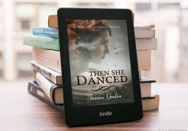 janice godin, then she danced, womens fiction, contemporary romance