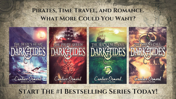 Start The _1 Bestselling Time Travel Fantasy Romance Series Today!