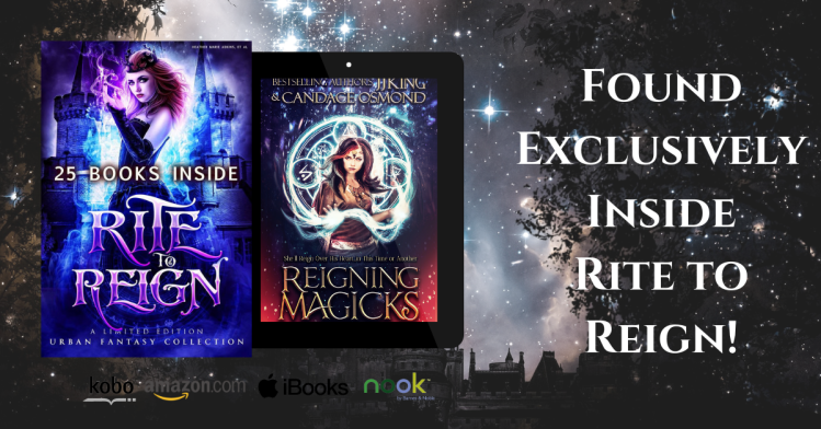 rite to reign, reigning magicks, paranormal, urban fantasy, box set, book deal, witches, witchy, magic, witchcraft